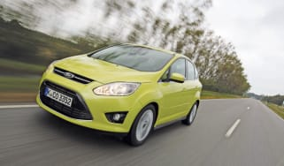 Ford C-MAX front track
