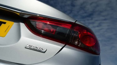 Mazda 6 - taillight