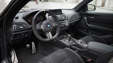 BMW M Performance Parts interior