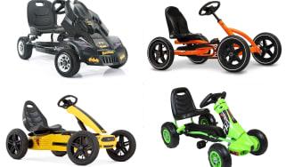 Best pedal go-karts