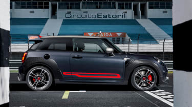 MINI John Cooper Works GP - side static