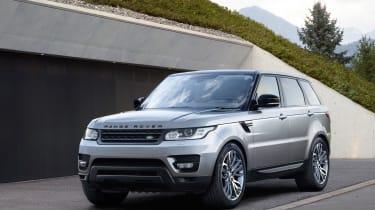 Range Rover Sport MY2017 - front quarter