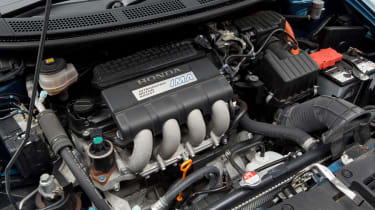 Used Honda CR-Z - engine