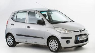 Used Hyundai i10 - front