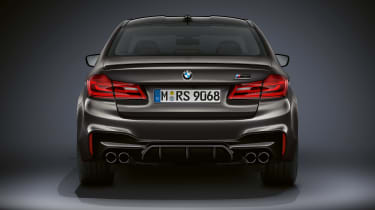 BMW M5 Edition 35 Years - full rear