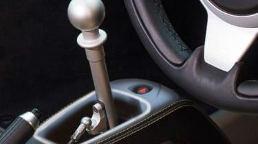 Lotus Exige Sport 350 - centre console