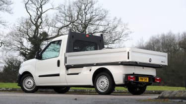 Fiat Doblo Cargo Combi Work-Up