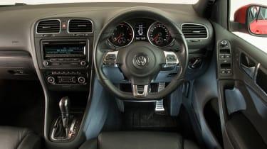 Volkswagen Golf Mk6 (used) - dash