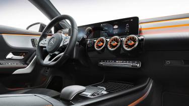 Mercedes CLA - studio cabin