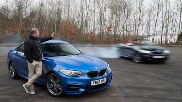 BMW M240i Coupé long term review - convertible