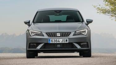 SEAT Leon - full front