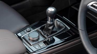 Mazda CX-30 - gearstick