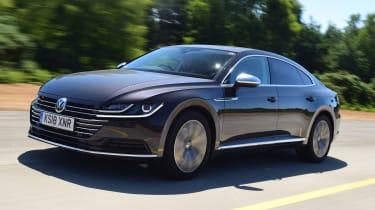 Volkswagen Arteon 1.5 petrol TSI tracking