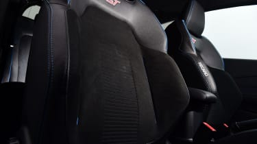 Ford Fiesta ST Edition - seats