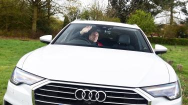 Audi A6 Avant 40 TDI long termer - update header