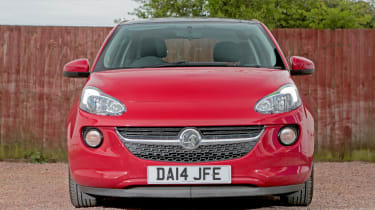 Used Vauxhall Adam - full front