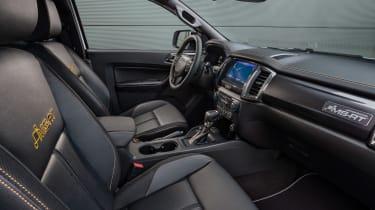 Ford Ranger MS-RT - cabin