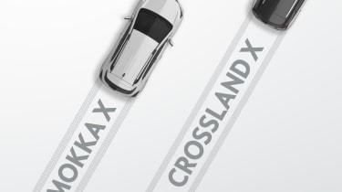 Vauxhall Crossland X teaser pic
