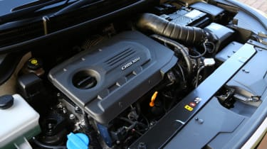 New Kia Stonic - engine