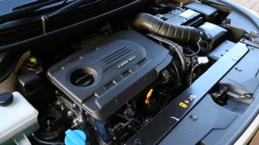 New Kia Stonic - engine