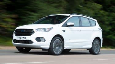 Ford Kuga - front