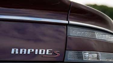 Aston Martin Rapide S 2014 logo