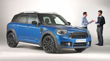 New MINI Countryman - Sam Naylor