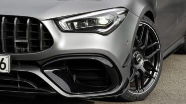 Mercedes-AMG CLA 45 - headlight