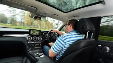 Mercedes GLC long-term third report - John McIlroy