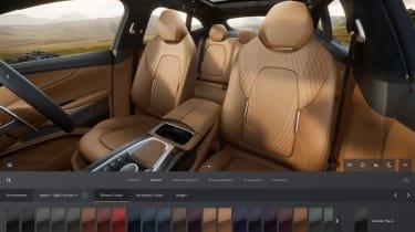 Aston Martin online configurator 8
