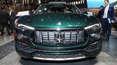 Maserati Levante One of One - Geneva full front