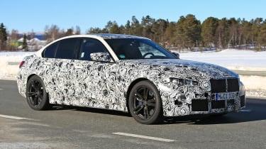 BMW M3 - spyshot 3