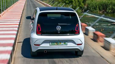 Volkswagen up! GTI - full rear