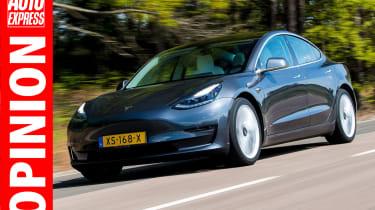 OPINION Tesla Model 3