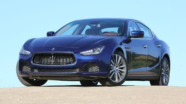 Used Maserati Ghibli - front