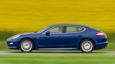 Best cheap fuel efficient cars - Porsche Panamera