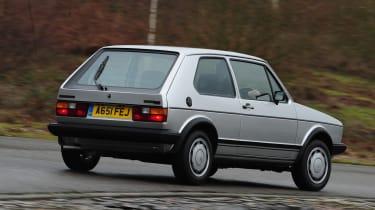 Volkswagen Golf GTI Mk1 - rear