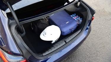BMW M440i xDrive - boot