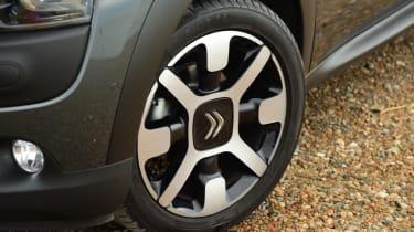 Citroen C4 Cactus - alloy wheel