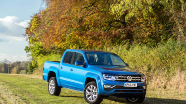Volkswagen Amarok pick-up 2016 - static
