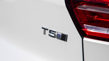 Volvo XC40 Recharge T5 long termer - first report badge