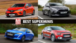 Best superminis - header
