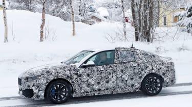 BMW 2 Series Gran Coupe - spyshot 5