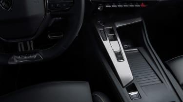 Peugeot 308 - centre console