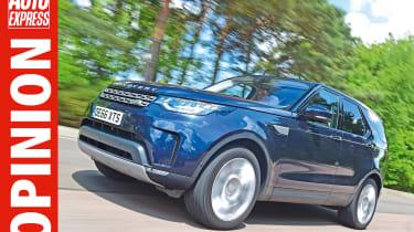 Opinion - Range Rover Evoque