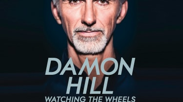 Watching the Wheels, Damon Hill