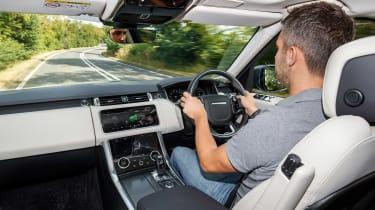Range Rover Sport P400e - Richard Ingram