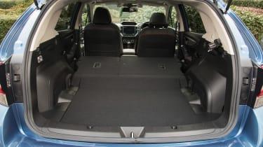 Subaru XV - boot 3