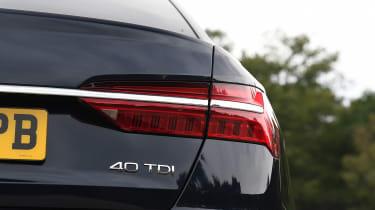 Audi A6 - rear light