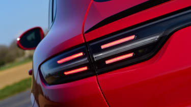 Porsche Cayenne Coupe GTS - rear light